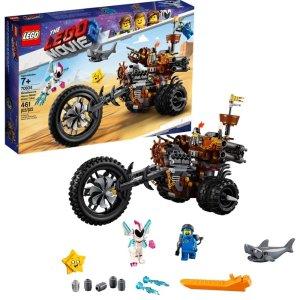 Lego乐高大电影之重型机车