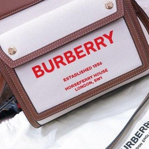 5折起+叠9折!格纹围巾£199Burberry 绝对冰点价 卡包围巾、TB包、格纹款等速收