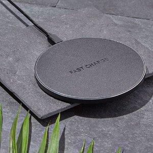 无线充电板 $21限今天:VITAL 手机充电器、数据线等配件促销