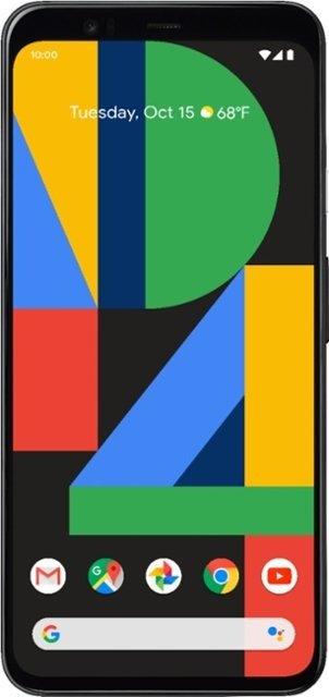 Google Pixel 4 XL 128GB 就是黑 Sprint