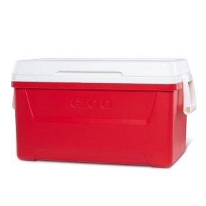 $16.88Igloo 48 qt. 红色保温箱
