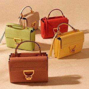 低至3.4折+免邮!€33就收小钱包Coccinelle 意大利小众设计师品牌 平价Celine 质感高级