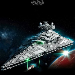 $699.99New Arrivals: LEGO STAR WARS Imperial Star Destroyer™75252