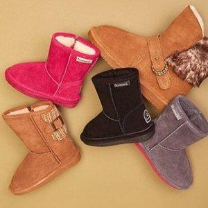 Up to 58% OffBearpaw Kids' Cozy Boots Sale @ Hautelook