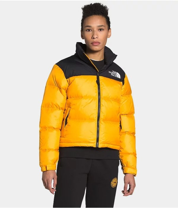 1996 Retro Nuptse Jacket 女士外套