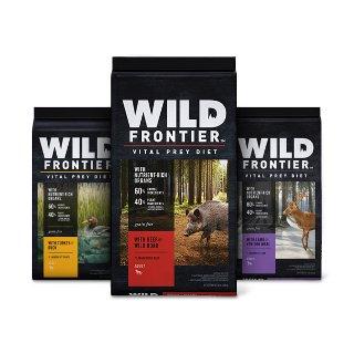 额外7折Wild Frontier 五星级高品质无谷物狗粮热卖