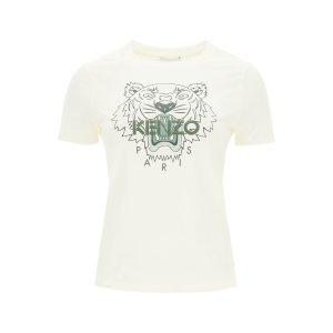 Kenzo虎头T恤