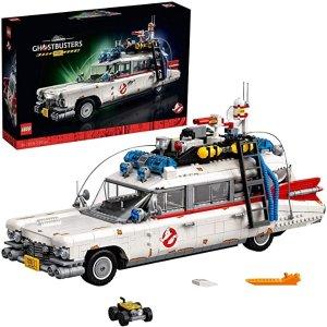 Lego10274 捉鬼敢死队Ecto-1 捉鬼车