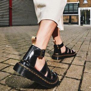 6折起!€107收新款厚底凉鞋Dr.Martens官网 凉鞋清仓超低价 夏日必备