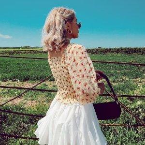 低至7折 £17收封面上衣Miss Selfridge 新款美衣热卖 平价有质感 学生党的小衣橱