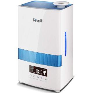 $37.99 (原价$59.99)LEVOIT 4.5升大容量超声波冷雾加湿器,带香薰垫