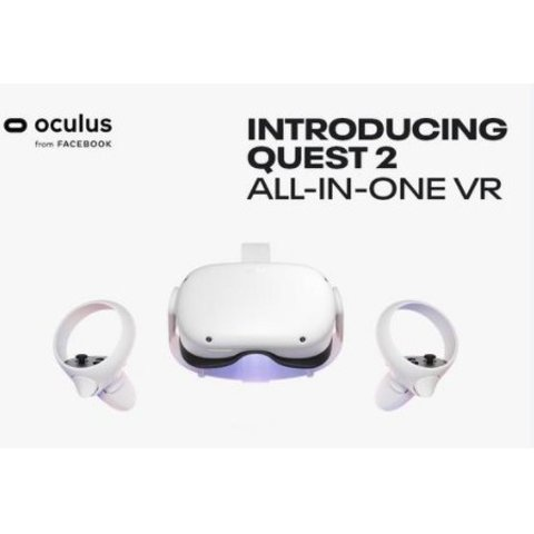 As low as $299Oculus Quest 2 64GB / 256GB