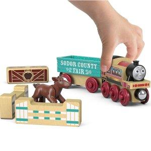 $10.88(原价$29.99)费雪 Thomas & Friends 托马斯小火车玩具套装