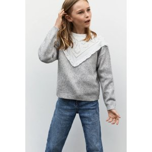 Zara女童卫衣