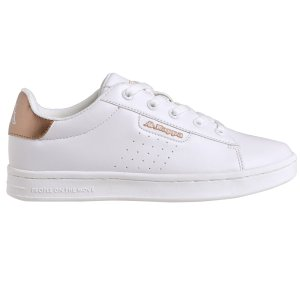 大童款 金尾小白鞋
