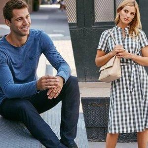 额外8折 超多款Saks Off 5th 大牌服装、鞋包等促销 收Maje、平价婚鞋等