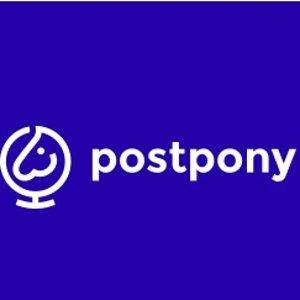 打印USPS运单,方便还优惠PostPony 邮差小马微信小程序上线
