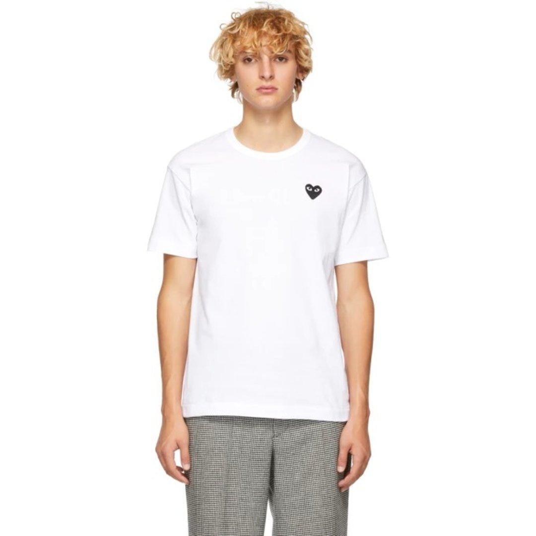 - White & Black 上衣