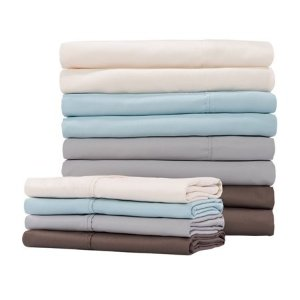 $24 Hotel Style 1100-Thread Count Cotton Rich Sheet Set