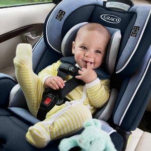 最多额外减$100+免税 4Ever$209.99最后一天:Chicco、Baby Jogger 童车、安全座椅等周末闪购