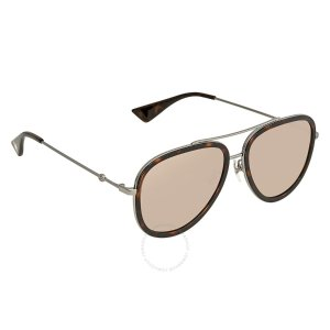 9bcf29049e251 GucciAviator Ladies Sunglasses.  169.99  420.00. Gucci Aviator Ladies  Sunglasses