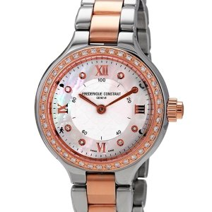Extra $300 OffDealmoon Exclusive: FREDERIQUE CONSTANT Mother of Pearl Ladies Smartwatch