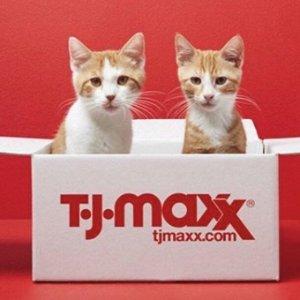 白菜价 + 任意订单免邮即将截止:TJ Maxx 全场服饰,鞋履,居家等促销