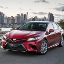 Event 2018 Toyota Camry Test Drive