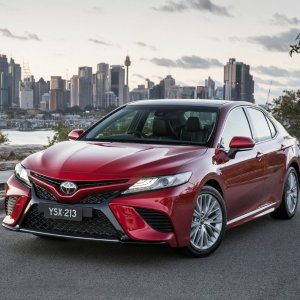 Event2018 Toyota Camry Test Drive