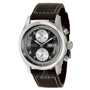 Last Day: Lowest price Hamilton Men's Khaki Field Chrono Auto Watch H71566583