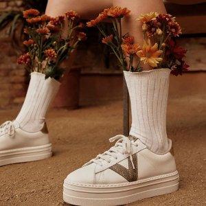 无门槛8折Victoria 来自西班牙的真香小白鞋 平价好穿国民款