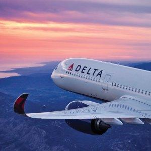 机票买1送1,同行仅付税费即可即将截止:达美航空闪促 西雅图出发 美境内多地直达 洛杉矶到达$37起