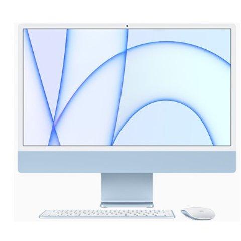 你觉得哪个颜色最好看?Apple苹果AR  快来看iMac在桌面上的样子