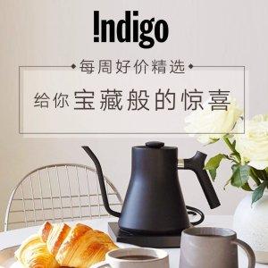 惊喜好价随时撸Indigo 每周精选 不仅仅是一个书店 给你满满的舒适感