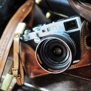 $1,299 Fujifilm X100F + $100GC + 64GB 95MB/s SD + Bag