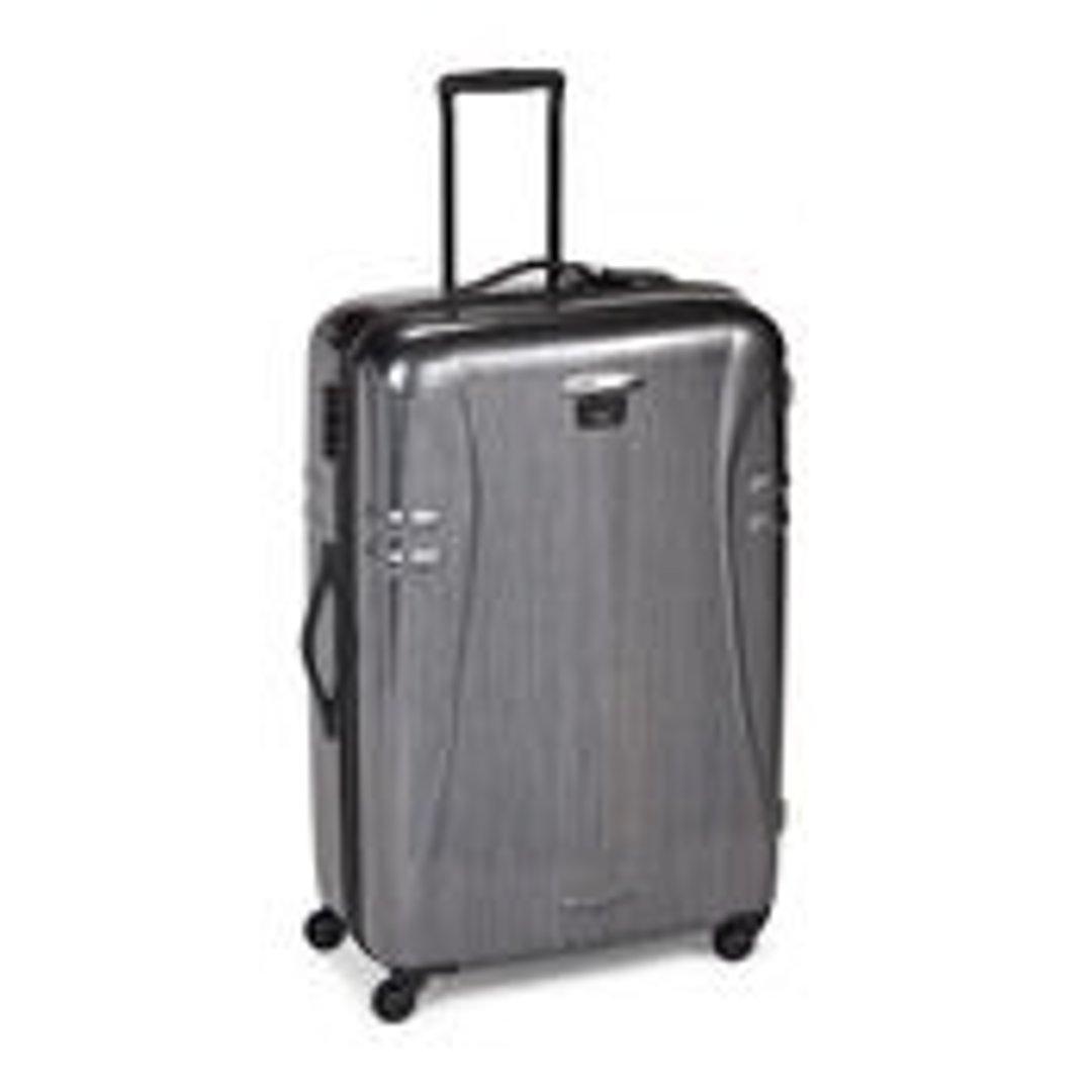 32寸黑灰钛合金行李箱