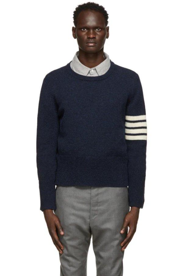 4-Bar 毛衣