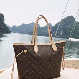 低至3折+下单立减£15 老花钱包£143 水桶包£148独家:Louis Vuitton 高端奢侈LV 二手机智收 老花水桶包、托特包、贝壳包全参与