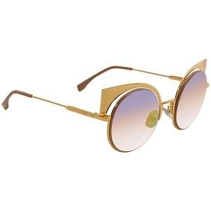 "Fendi需使用折扣码""FR30""猫眼墨镜"
