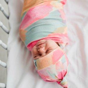 8折 舒适保暖,一站搞定Albee Baby 新生儿宝宝出生必需品推荐