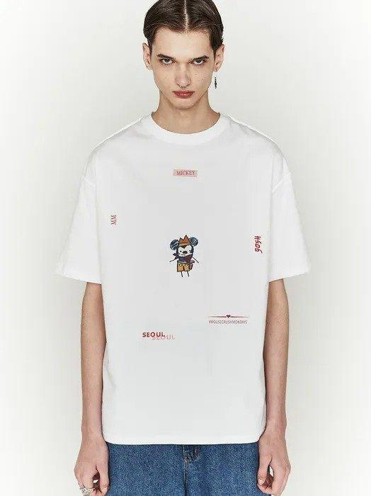 米老鼠T恤