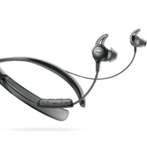 $139.95(原价$299.99)Bose QuietControl 30 无线蓝牙降噪耳机 官翻版