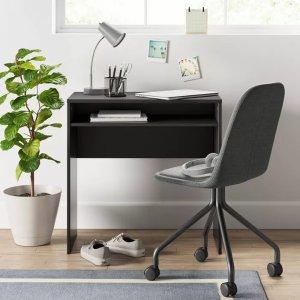 Room Essentials Compact Desk Espresso