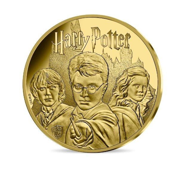 哈利波特纪念金币