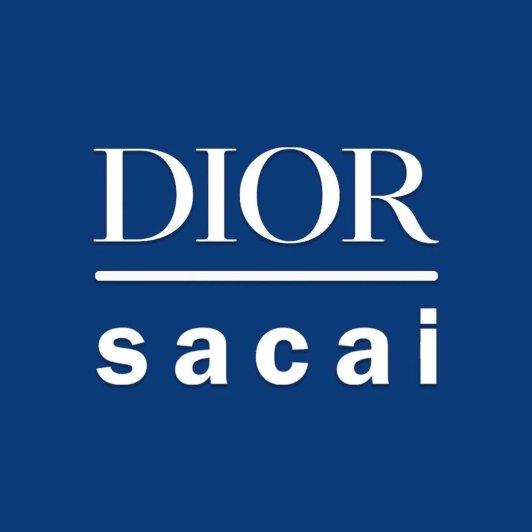 Dior x sacai 首次联名合作系列Dior x sacai 首次联名合作系列