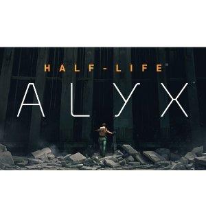 $44.99(原价$59.99)《半条命:Alyx》PC Steam 数字版 超值VR游戏
