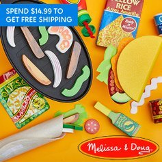 Up to 35% OffMelissa & Doug Kids Toys Sale @ Zulily