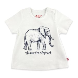 Zutano婴童短袖T恤