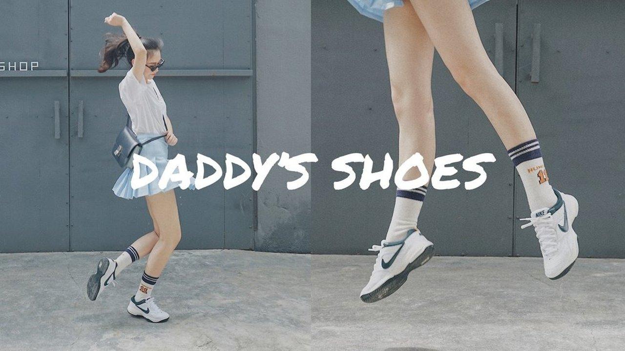 没有哪一种时髦是一双老爹鞋搭不出来的。(附上各种类型身材的穿搭tips!)