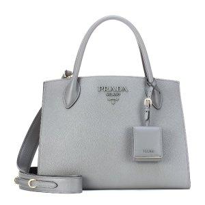 e43bec142a74 Prada$200 off $1000, $500 off $2000Monochrome leather shoulder bag